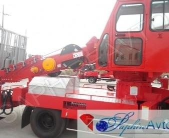 Автовышка 30 метров HANSIN HS3060 на базе Hyundai HD 78