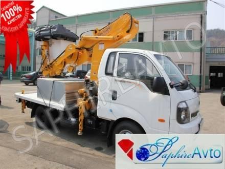 Автовышка 15 метров DONGHAE DHS15AP на базе Kia Bongo 3