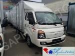 Hyundai Porter 2 , 2014 год . Промтоварный фургон.