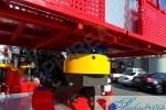 Автовышка 18 метров NOVAS 180Q на базе Kia Bongo 3