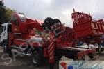 Автовышка 45 метров HORYONG SKY 450SF на базе Daewoo Novus