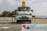 Автовышка 17 метров DONGHAE DHS17AP на базе Kia Bongo 3