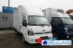 Kia Bongo 3 , 2014 год . Промтоварный фургон .